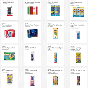 5 Money Saving Apps and Sites For Back To School Shopping