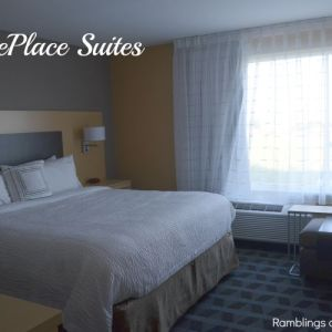 TownePlace Suites Review and Giveaway