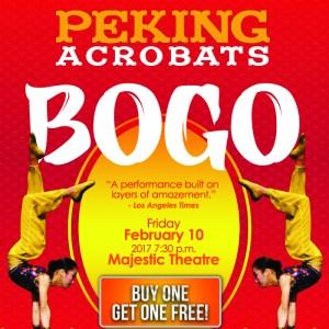ARTS SA Presents Peking Acrobats