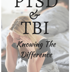 PTSD and TBI: Knowing The Difference