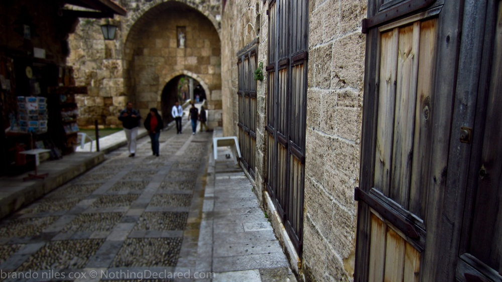 Old Souk, Old City Byblos, Lebanon