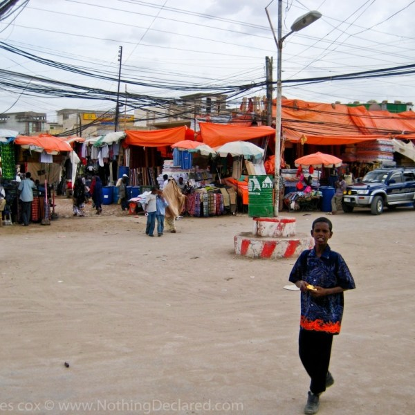 Hargeisa Market, Somalia