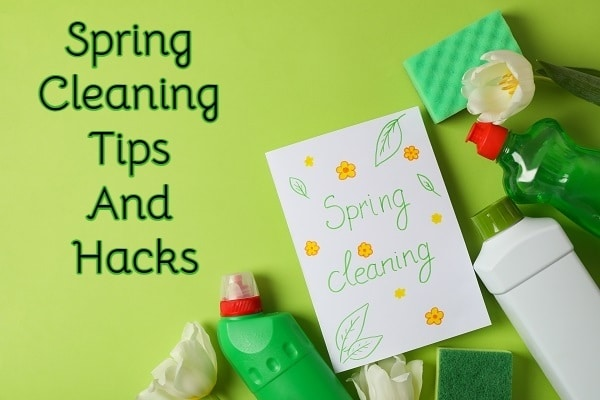 Best Spring Cleaning Tips And Hacks