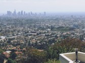 L.A. off Griffith Observatory