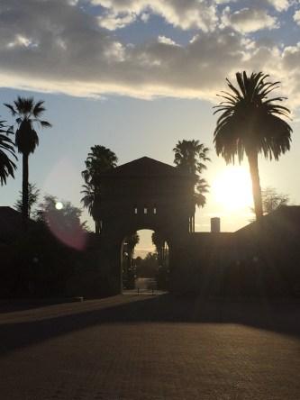 Gorgeous Stanford University Campus