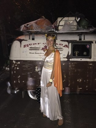 Helena of Troy - Halloween, obviously