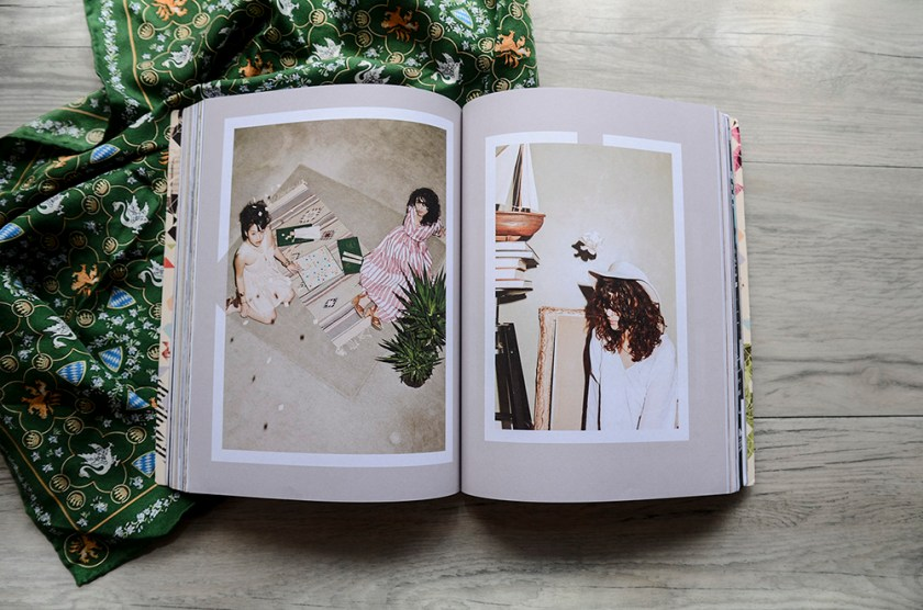 The Worn Archive - Inside Spread 2