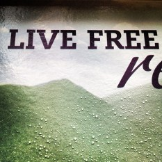 live free by vagabond ©