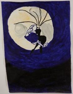 Screaming Moon