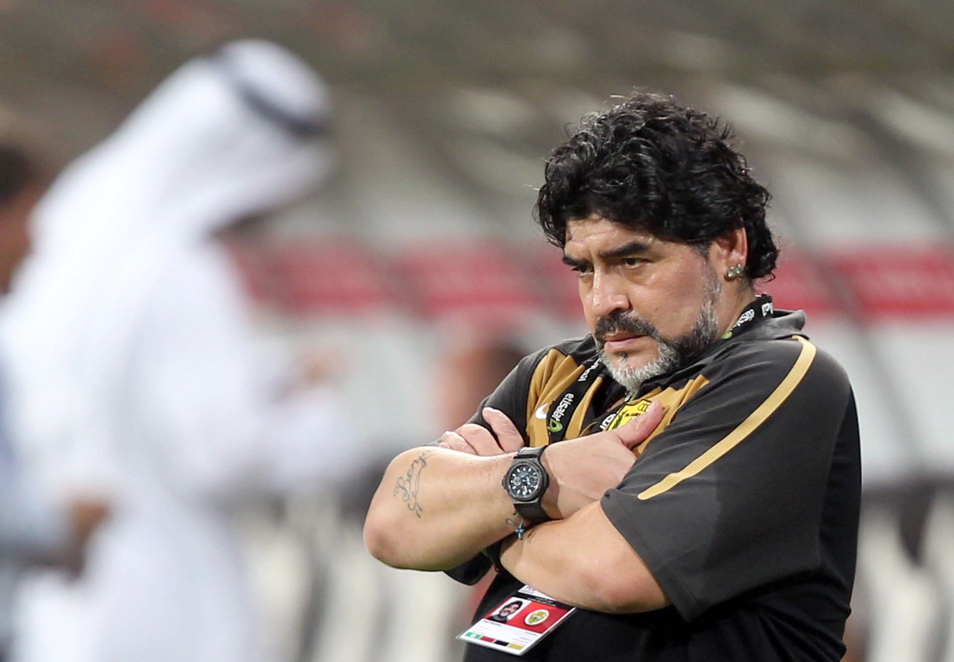La AFA escuchara a Maradona?