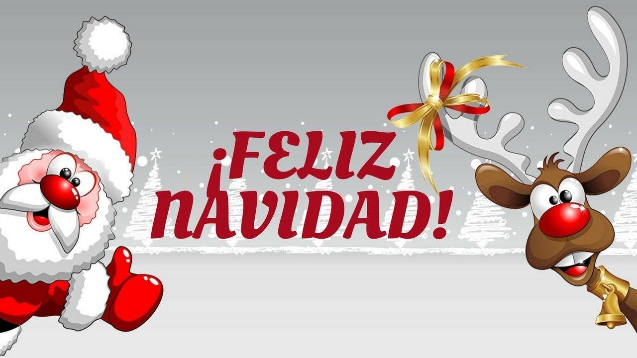 ¡Felíz Navidad! Disfruta de este día tan especial