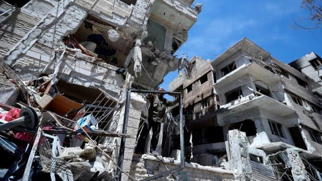 Siria: Equipo de la ONU recibió disparos en Duma