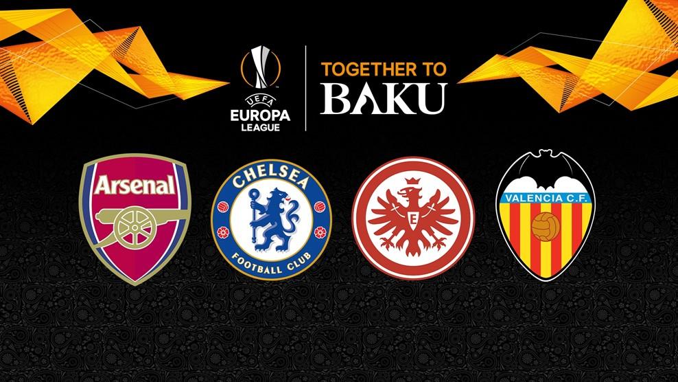 Hoy conoceremos a los 2 finalistas de la UEFA Europa League