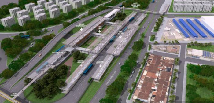 Terminal Simón Bolívar del Mío comenzará a construirse a finales del 2017