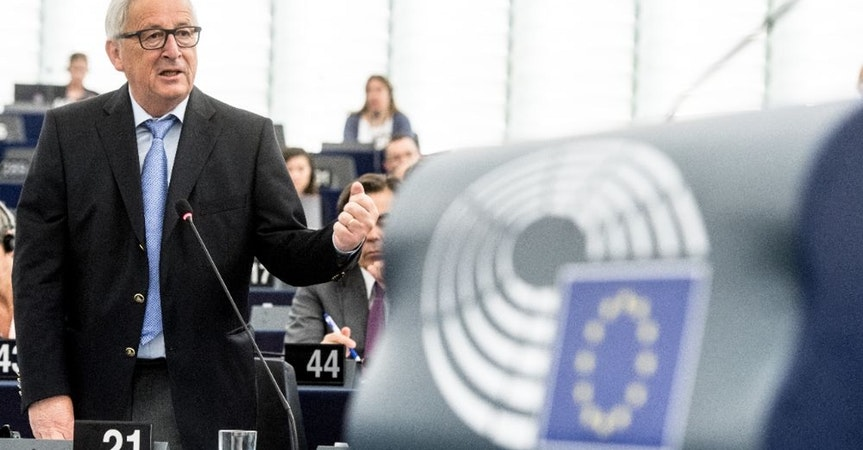 TRIBUNA DE JEAN-CLAUDE JUNCKER   UN AÑO DECISIVO PARA EUROPA por Jean-Claude Juncker, presidente de la Comisión Europea