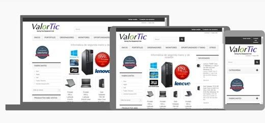 ValorTic redescubre la informática de segunda mano