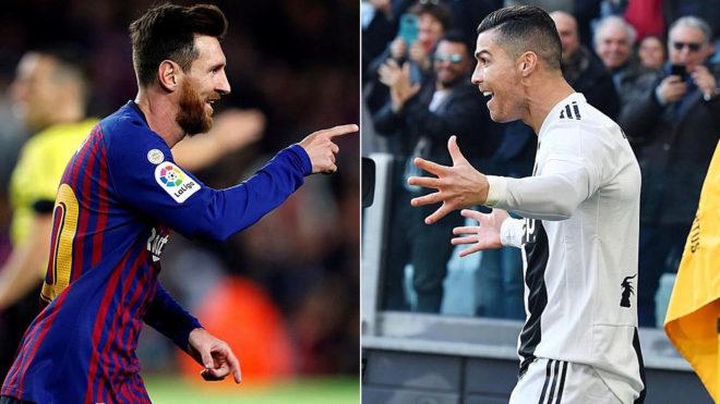 Messi se convirtió en el maximo goleador del año 2018