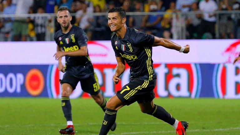 Cristiano Ronaldo resucitó como el Ave Fénix y de dejó a la Juve puntero de Italia By Andrés Salazar –  23 Septiembre, 2018 1