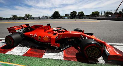 F1: Vettel en la Pole