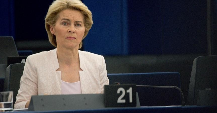 La paridad: el primer desafío de la 'Comisión Von der Leyen' por Ana García Valdivia