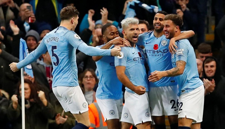 City sigue como líder de la Premier tras vencer al United