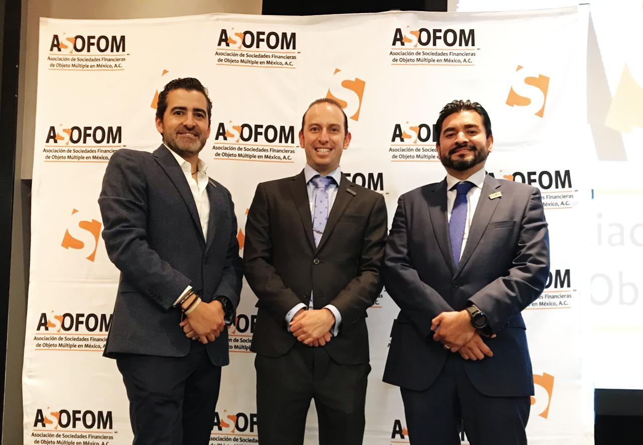 La Asociación De Sociedades Financieras De Objeto Múltiple En México Celebra El Primer Encuentro Regional Centro 2019