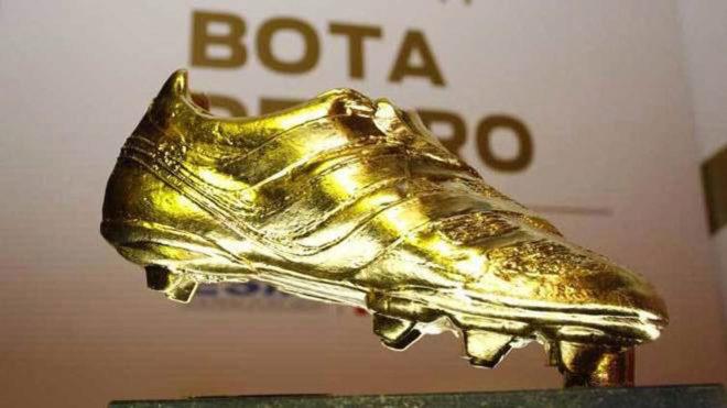 Mira como está la clasificación de la Bota de Oro #19Dic