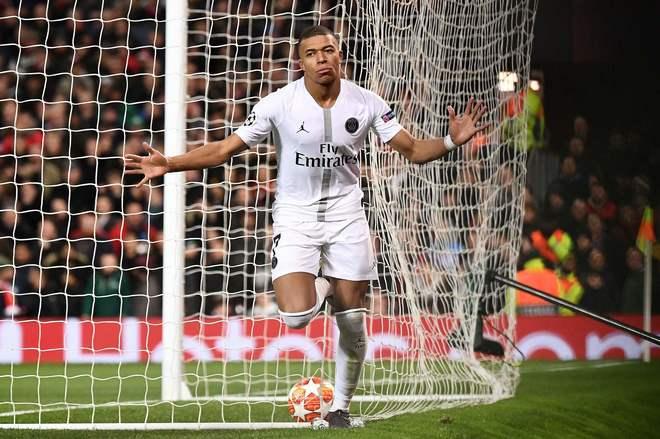 PSG y Roma ganaron en el inicio de los 8vos de final de la Champions