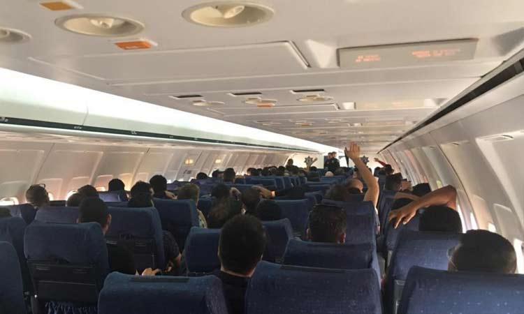México regresa a 93 cubanos a la isla de la Felicidad  (Cuba)