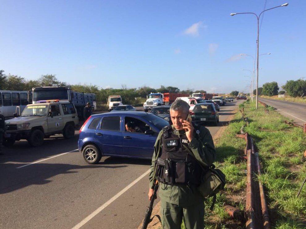 Violencia y saqueos en ciudad Guayana