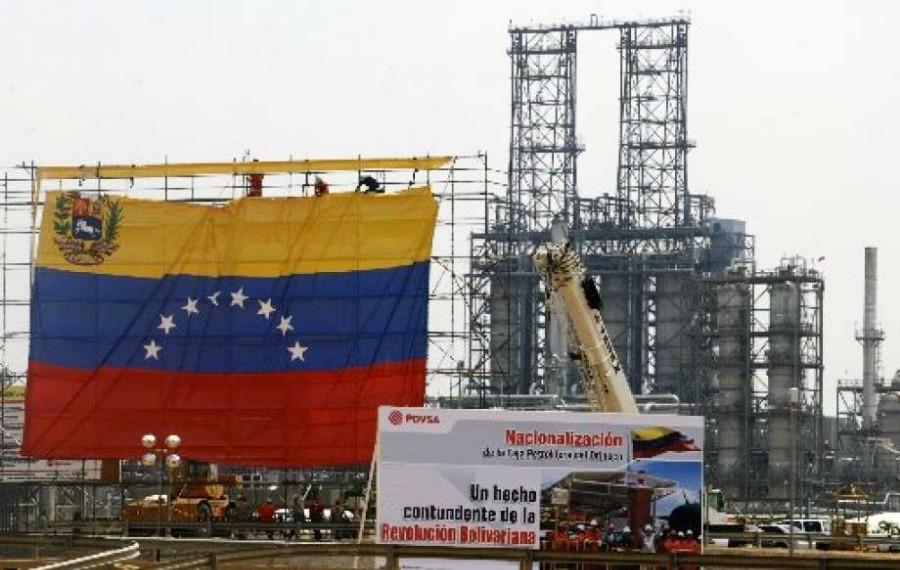 Venezuela sigue bajando producción petrolera