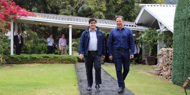 Gobiernos de Costa Rica y Panamá refuerzan trabajo conjunto en temas de turismo, seguridad e intercambio comercial