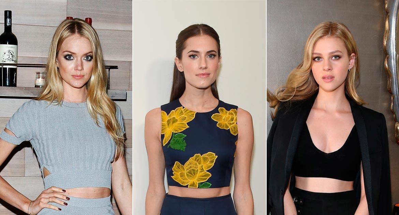 El 'Crop Top' la nueva prenda favorita de los famosos