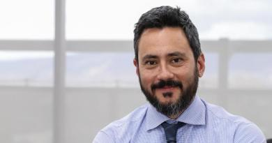 Jairo García, el nuevo secretario de Seguridad, Convivencia y Justicia, asumió el cargo tras la renuncia de Daniel Mejía.