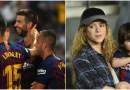 """""""Piqué es muy guapo, alto, con una cara preciosa"""", jugador del Barcelona"""