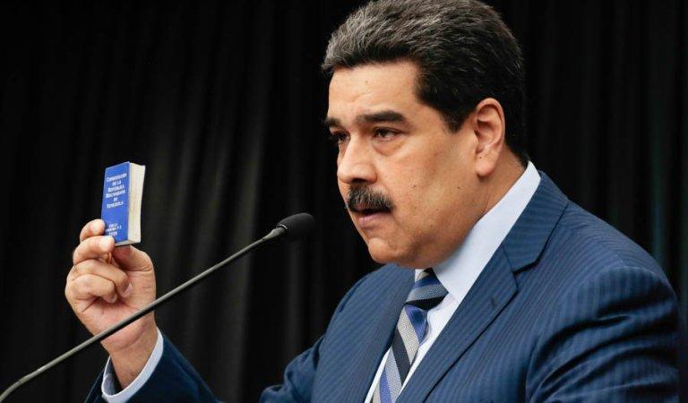 Bolivia acusa a Venezuela de financiar el terror en Latinoamérica