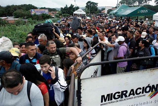 """ONU presentó """"Plan regional de ayuda para los refugiados y los migrantes de Venezuela"""""""