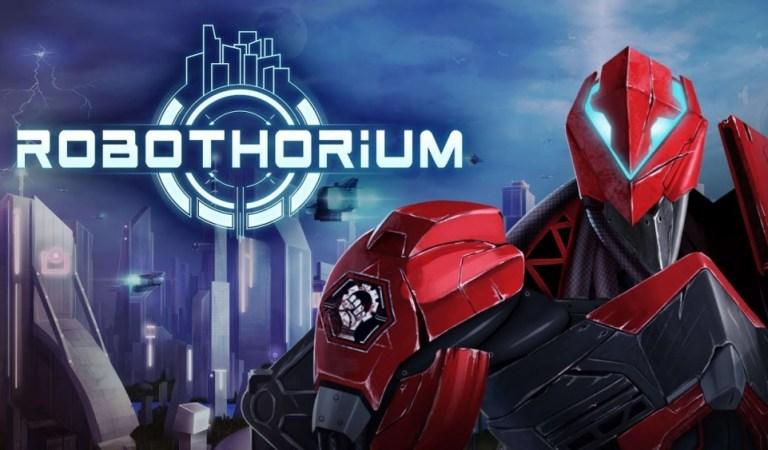 Robothorium ya tiene fecha para su estreno en Nintendo Switch