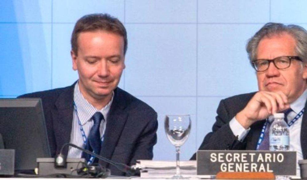 """La OEA cree que la transición en Venezuela no será """"inmediata"""", pero llegará"""