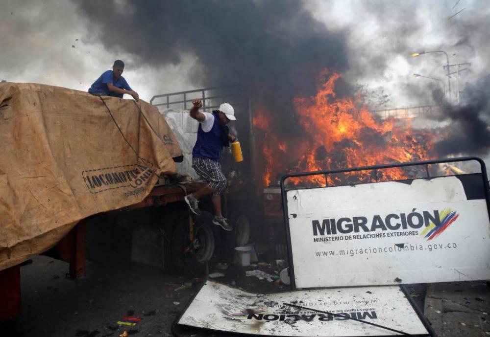 Alemania señaló estar a favor de sanciones contra Maduro por violencia contra la oposición venezolana
