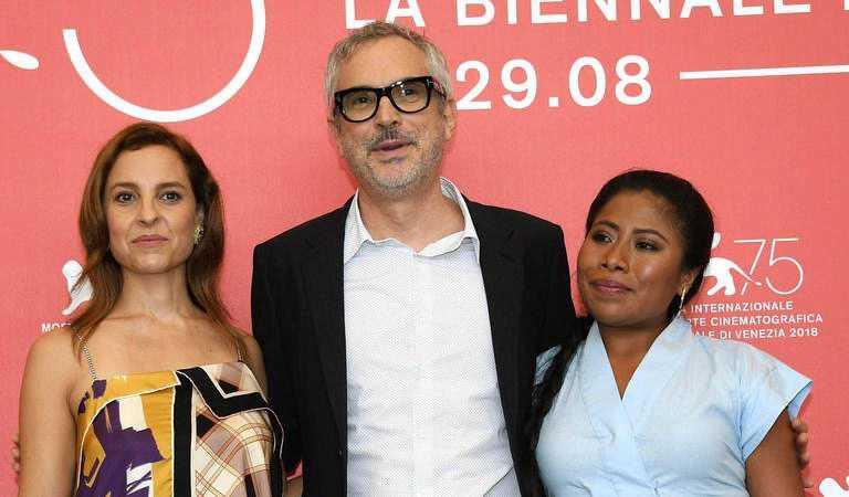 Alfonso Cuarón se pronunció sobre las ofensas de Sergio Goyri a Yalitza Aparicio