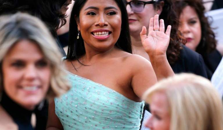 ¿Yalitza Aparicio realmente fue robada en la gala de los Oscar?