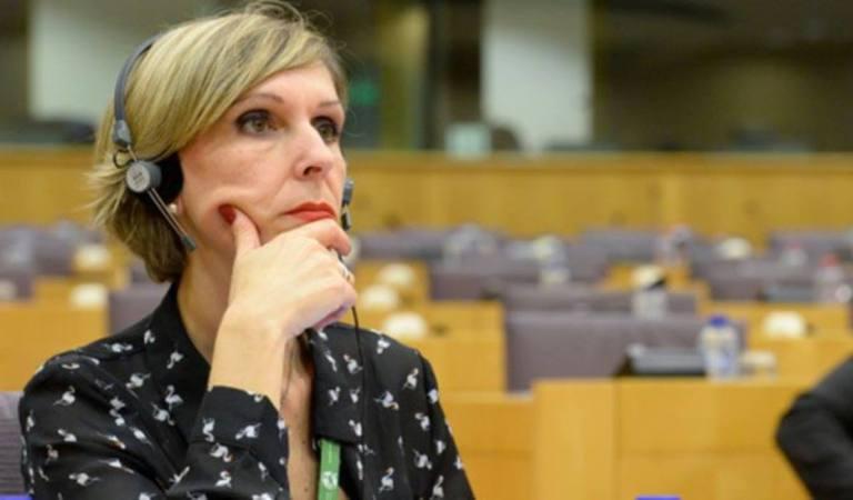 Eurodiputada Becerra a Bachelet: Si no cumplirá su función, váyase