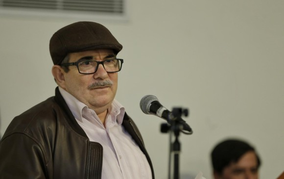 Farc reitera compromiso con el proceso de paz en Colombia