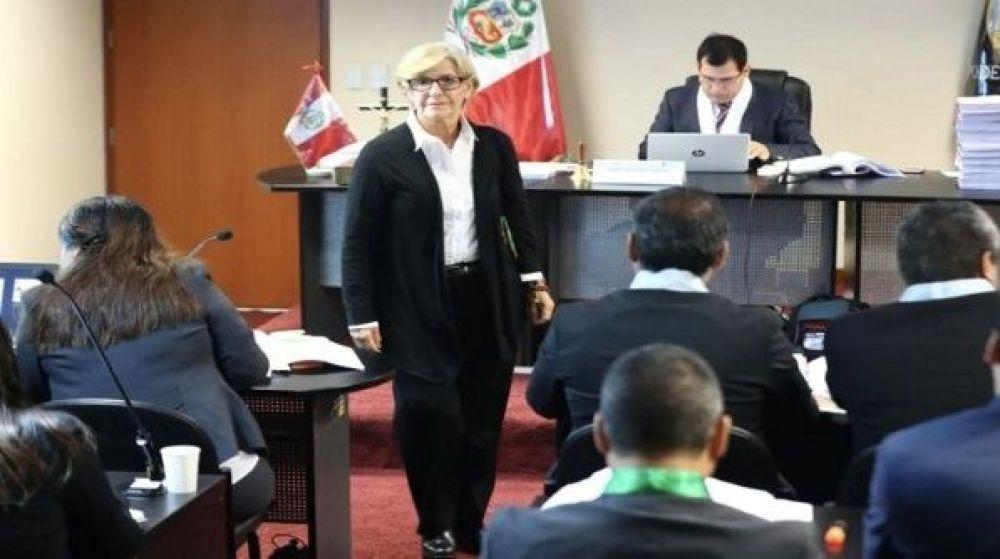 Condenan a exalcaldesa de Lima por caso Odebrecht y OAS