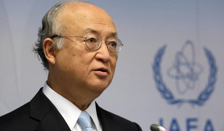 Cuba recibe al director de OIEA para reunión de energía nuclear