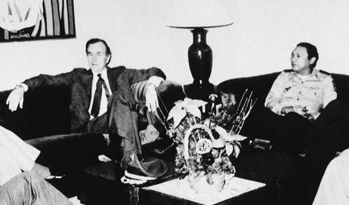 Fallece ex presidente George H.W. Bush a los 94 años