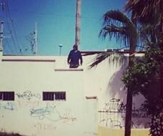 Recorriendo el techo