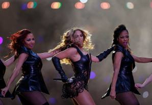 Beyonce performs during the half-time show of NFL Super Bowl XLVII football game in New Orleans -0DCD2809.jpg-