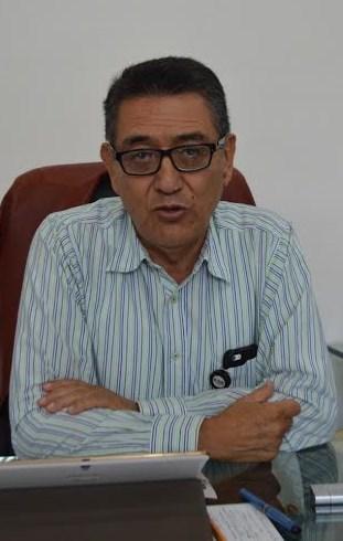 El Vocal Ejecutivo del INE en Quintana Roo, Juan Álvaro Martínez Lozano.